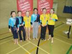 Gymnastics Competition Pictures 2013